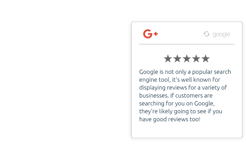 Get reviews on sites that matter